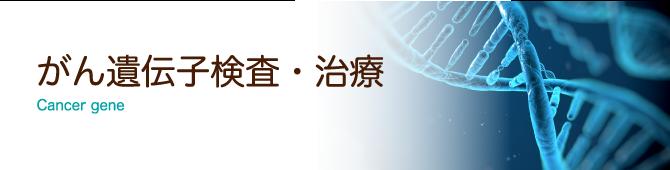 がん遺伝子検査・治療