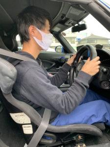 運転時の不良姿勢